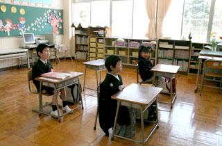 塩竈市立浦戸第二小学校